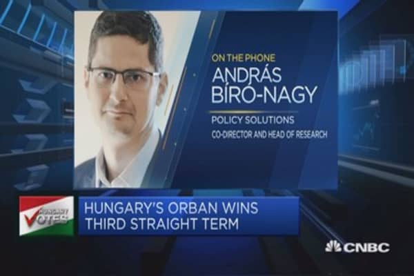 Viktor Orban won Hungary vote due to migration, expert says