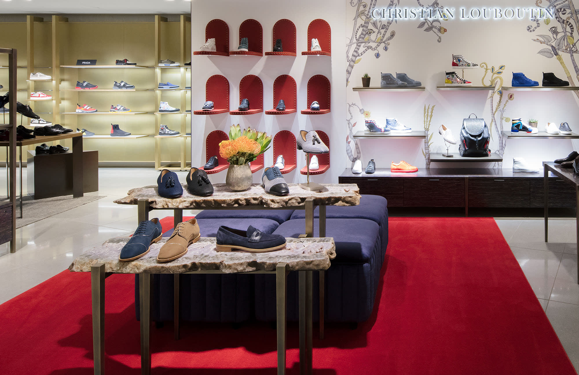15a836c17664 Nordstrom just opened a store only for men. Here s what it looks like