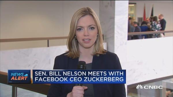 Sen. Nelson: FCC should look into regulating Facebook
