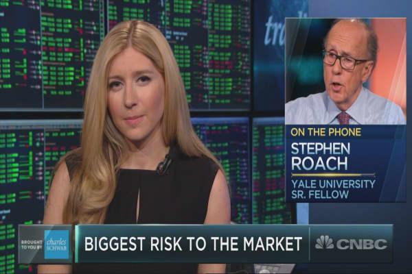Professor Stephen Roach on China trade war fears