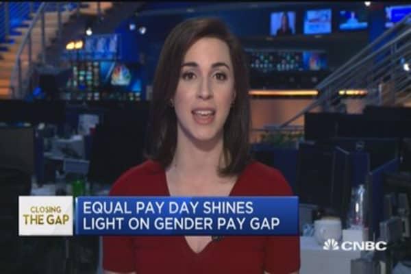 Closing the pay gap