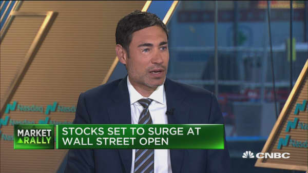 What's working: Market volatility