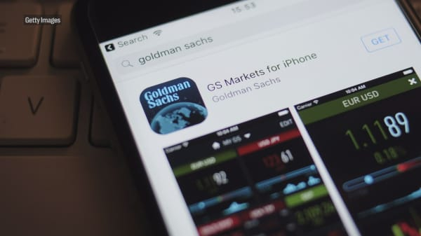 Another Goldman exec dumps Wall Street for crypto world