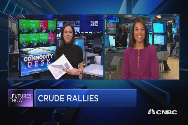 The fate of the oil rally could be in Trumps hands, says RBCs Helima Croft