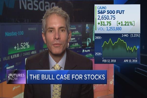 Wall Street bull sees big risk that involves retail investors