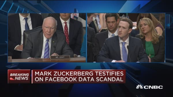Zuckerberg: We're working with the Special Counsel