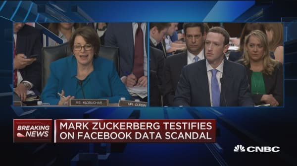 Zuckerberg: New advertising policy would bring advertising on platform to higher standard