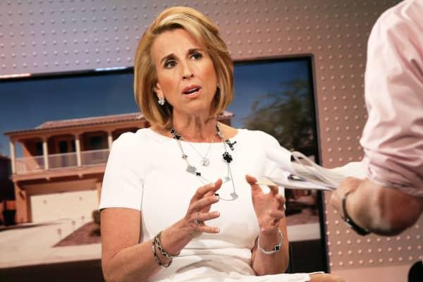 Sheryl Palmer, CEO, Taylor Morrison Home Corp.
