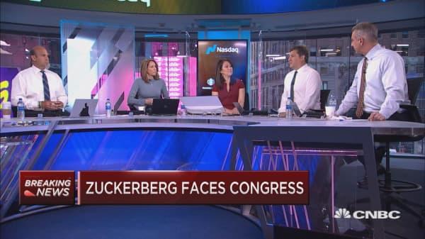 Did Mark Zuckerberg win over Wall Street and Washington?