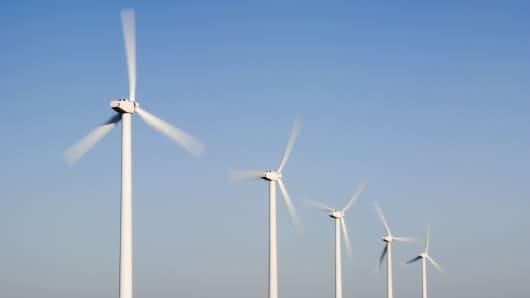 Spanish renewable energy firm to build 46 turbine wind farm in Texas