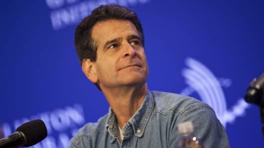 Dean Kamen, founder of Deka R&D.