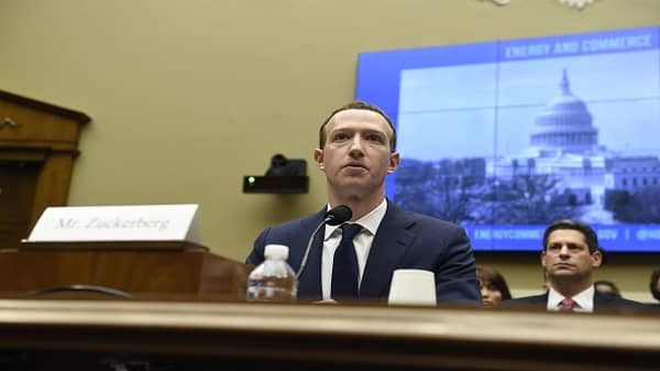 Zuckerberg: My personal data was included in Cambridge Analytica collection