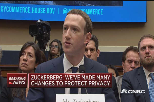 Zuckerberg: All the same privacy controls will be available around the world