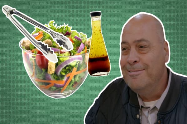 This Staten Islander found a six-figure side hustle selling salad dressing