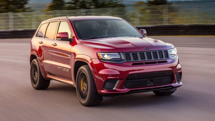 11 Absurdly Fast And Quick High Performance Suvs