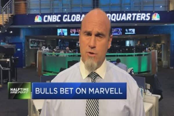 Bulls bet on an energy & chip name