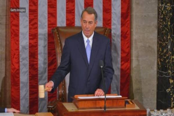 Former GOP House Speaker John Boehner joining a cannabis company