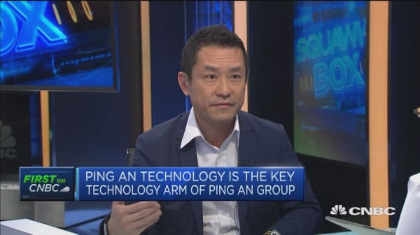 Ping An Technology says artificial intelligence is 'absolutely critical' for the firm