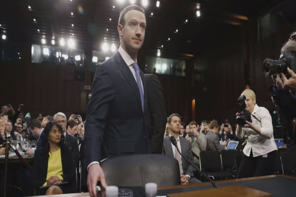 Here are the six best exchanges from Mark Zuckerberg's testimony before Congress