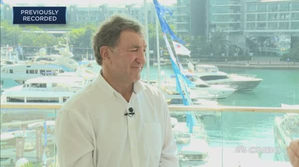 This executive wants to boost yacht charters in Asia
