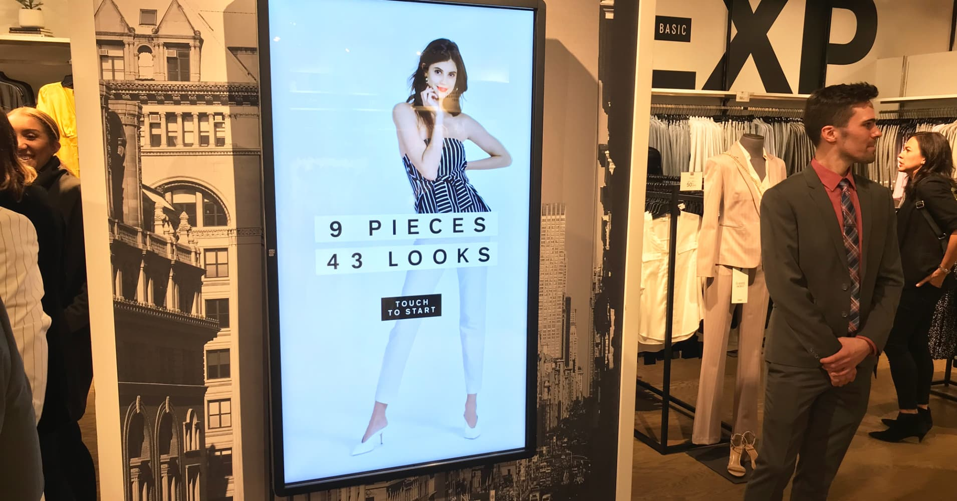 This Apparel Retailer is Using its Madison Avenue Store as a Tech Lab