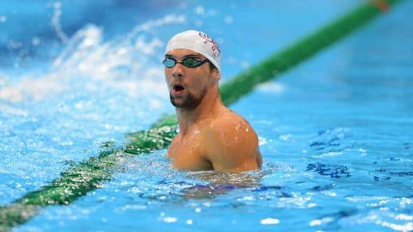 Michael Phelps on the quest to 'Save Water'