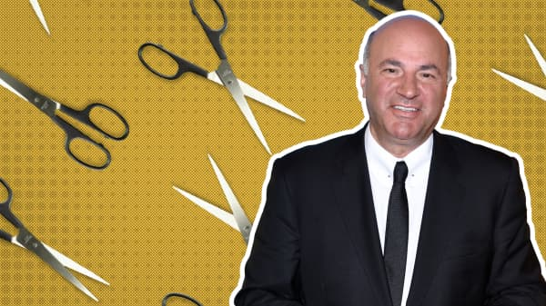 Why 'Shark Tank's' Kevin O'Leary pays $80 for a haircut every 10 days