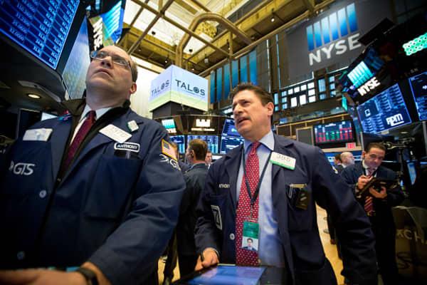 Stocks 'blown around' by geopolitics as markets open higher
