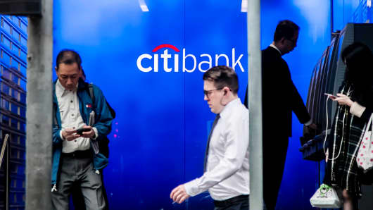 Here Are 5 Favorite Stock Ideas From Ubs Including Citigroup