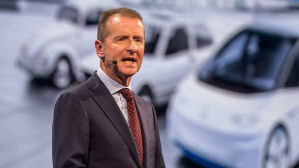 Dr. Herbert Diess, Volkswagen AG
