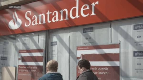 Santander launched a blockchain-based foreign exchange service that uses Ripple's technology