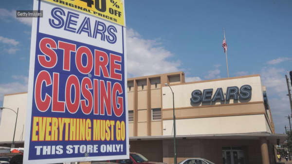 Image result for sears to close