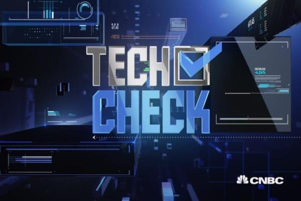 CNBC Tech Check Evening Edition: April 12, 2018