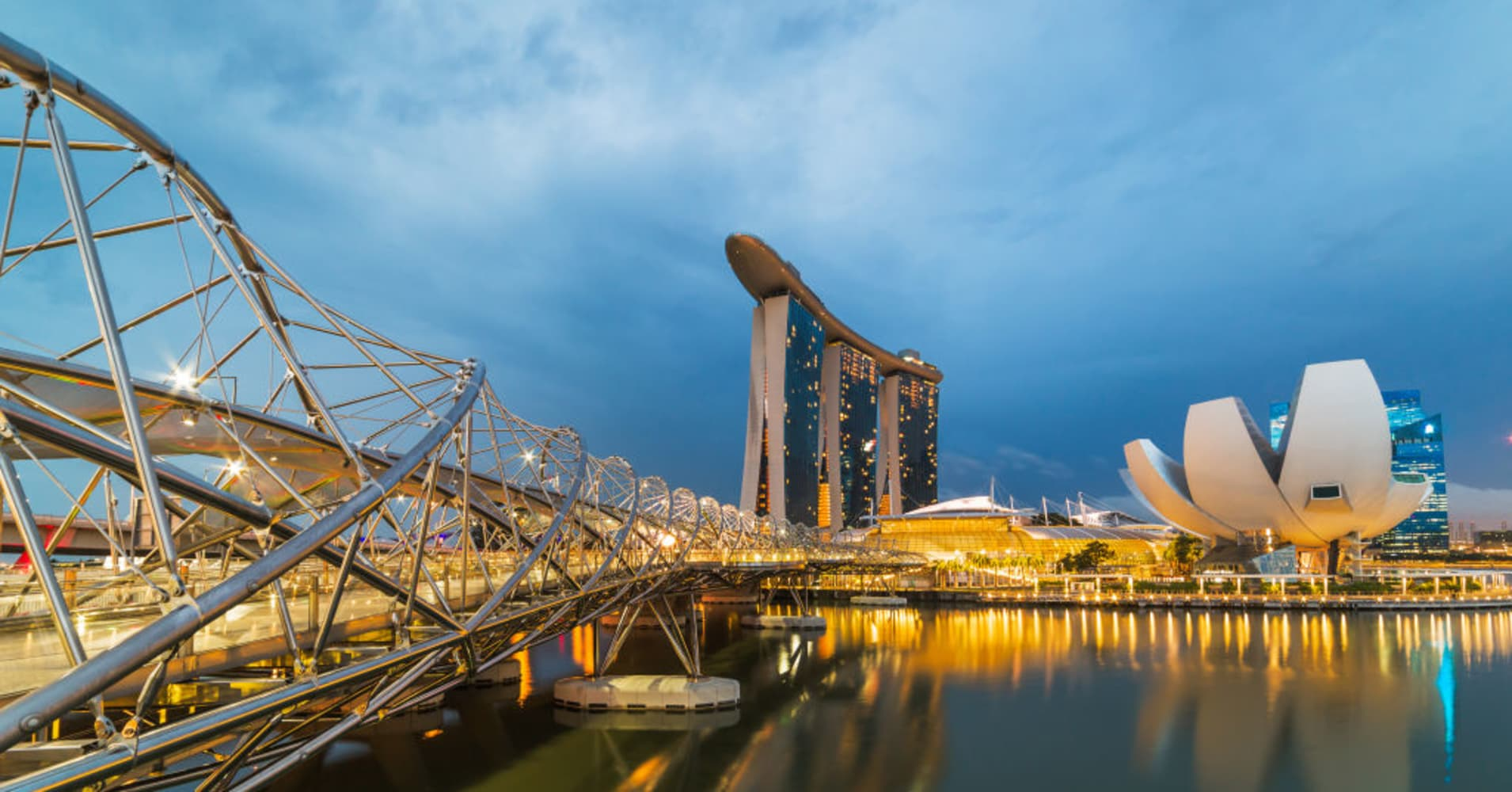 Singapore's fourth quarter GDP growth below forecast as trade concerns darken outlook