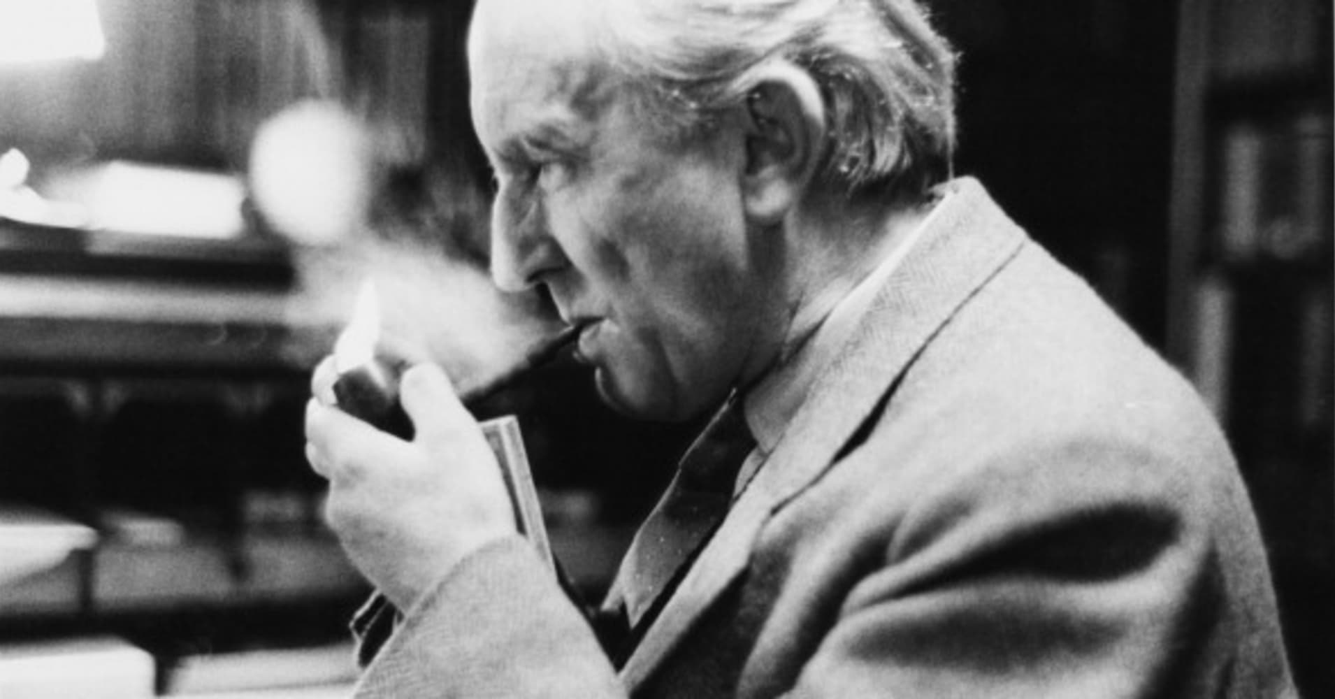 'New' JRR Tolkien novel hailed as the 'Holy Grail' of his works is set to be published this year