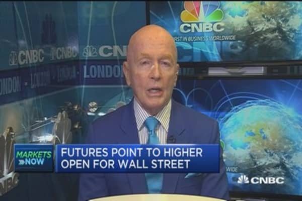 Mark Mobius sees good growth potential in emerging markets