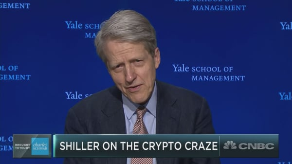 Bitcoin craze is more psychological than economic: Nobel laureate