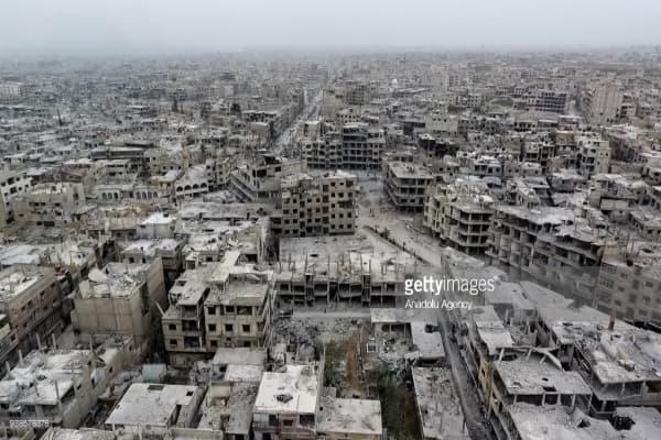 US can't fix Syria, says former ambassador