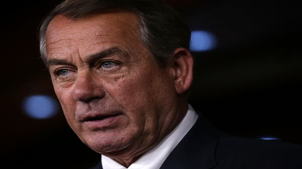 Fmr. Speaker John Boehner on legalizing marijuana