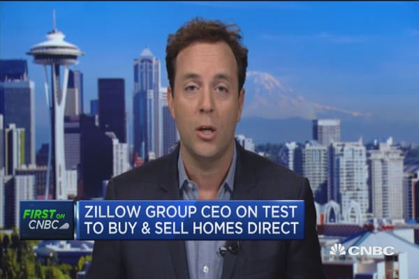 Zillow CEO on flipping: We're ready to be an investor in our own marketplace