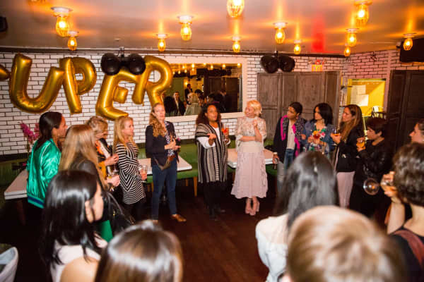 A SuperShe event in New York