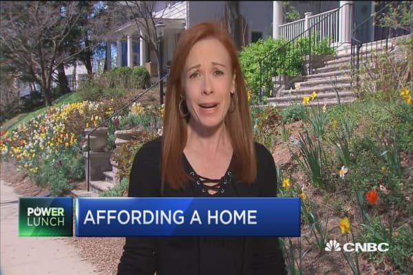 Home affordability projected to weaken at the fastest pace in a quarter-century