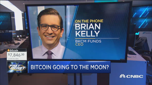 Is bitcoin going to the mood? Fast Money's BK tells all