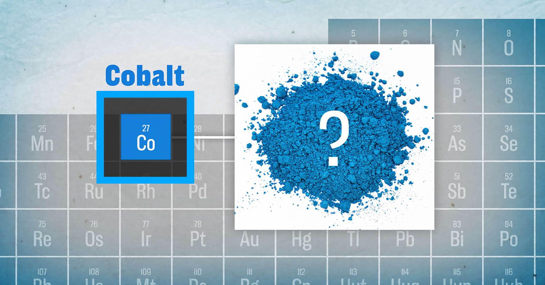 cobalt is the metal companies hope to find a trove of next
