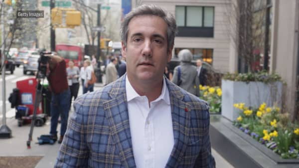 Trump lawyer Michael Cohen wants to review evidence found in FBI raid