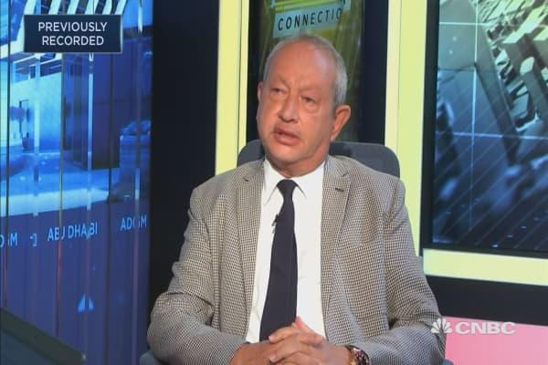 Martin Sorrell created a 'monster' with WPP: Naguib Sawiris