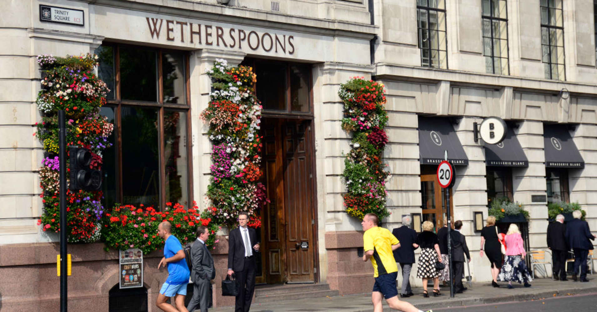 High labor costs eat into JD Wetherspoon's profit