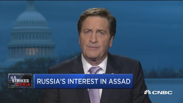 Rep. Garamendi: Can't let chemical attacks go without an answer