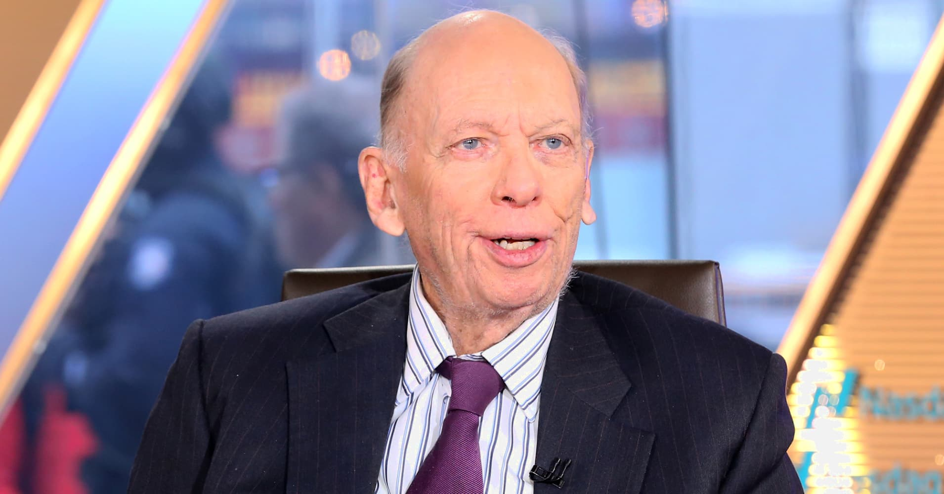 Wall Street's Byron Wien: Stocks could still test February lows but really rally after November midterms