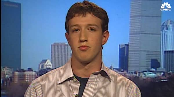 Mark Zuckerberg's 2004 CNBC interview shows how far he and Facebook has come